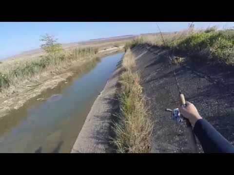 рыбалка получи каналах на ставропольском крае видео