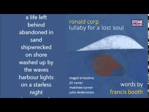Ronald Corp - lullaby for a lost soul