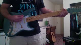 """Imagine Dragons """"Walking the Wire"""" Guitar Cover"""