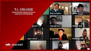 T.I. College Absolventen beim Digitalen Gedichts Wettbewerb - MTA Journal | 18.01.2021