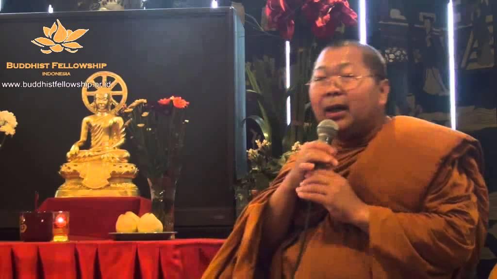 Phra Maha Ali Jutaliko, Mahathera - (talk in Dhamma n Puja ...