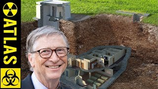 Why Is Bill Gates Building So Many Doomsday Bunkers