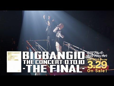 BIGBANG - 声をきかせて (BIGBANG10 THE CONCERT : 0.TO.10 -THE FINAL-)