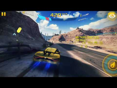 Descargar Holiday Cup Race 6 Asphalt 8 Airborn Events Nevada Classic Renault Sport R S  01 S1798 1st