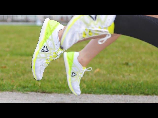 The World's Lightest Running shoe