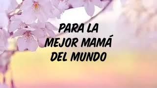Canción para dedicar a mamá 2021