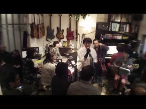 "Konno Group ""Softly as in a Morning Sunrise"" at Ofpieg in Fukushima, Nov. 7 2015"