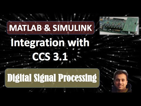 MATLAB and SIMULINK integration with CCS v3 1 + Examples - DSP Kit Tutorial  6B