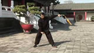 Chung Yang Sword