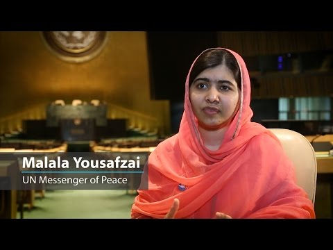 Malala: Investing in quality education can change the world