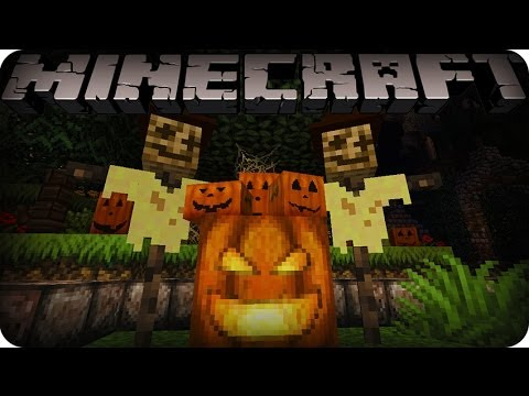 minecraft mod halloween decorations decocraft add props into your game