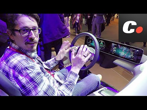 Mobile World Congress 2018 | Mercedes, smart, SEAT, BMW, Toyota | Lo mejor del MWC | coches.net