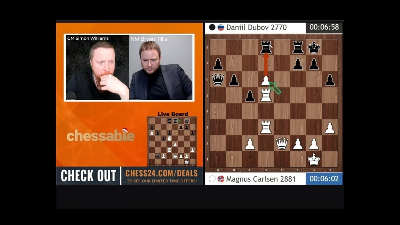 Download 48hr Chessable Discounts & The Best Chess Game of 2021