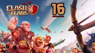 CLASH OF CLANS - Parte 16 - Guerre tra clan - Gameplay Let's Play ITA