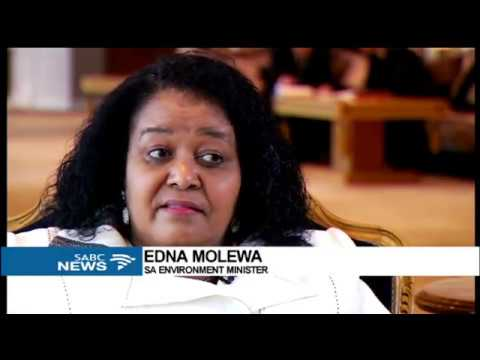 SA will expand its marine protected areas by 24 new sites: Edna Molewa