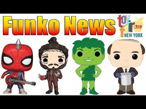 Funko News: New York Toy Fair 2019 Re-upload