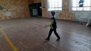 Жонглирование мячами