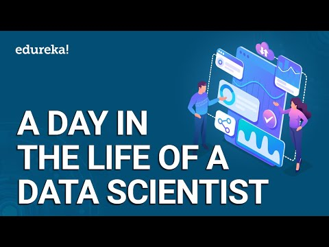 A Day In The Life Of A Data Scientist | Data Science Career | Data Science Training | Edureka