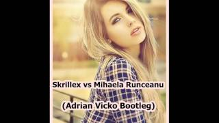 Skrillex vs Mihaela Runceanu - Scary Monsters & De-Ar Fi Sa Vii(Adrian Vicko Bootleg)