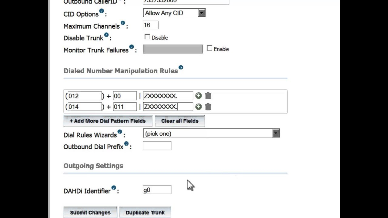 How to Set Up Trunks and Outbound Routes in CompletePBX