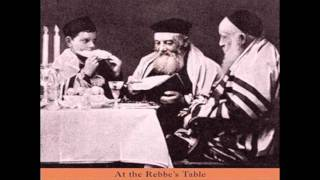 Play At The Rebbe's Table