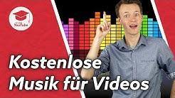 Lizenzfreie Musik für YouTube Videos: Das sind die besten Seiten