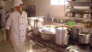 cozinha junior restaurante