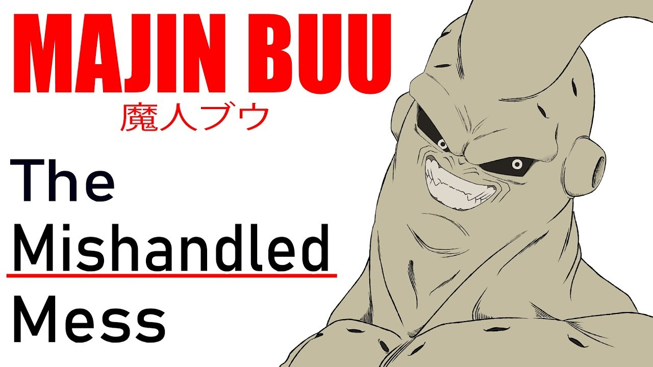 Majin Buu: The Mishandled Mess | The Anatomy of Anime