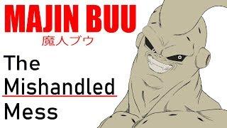 Majin Buu: The Mishandled Mess   The Anatomy of Anime