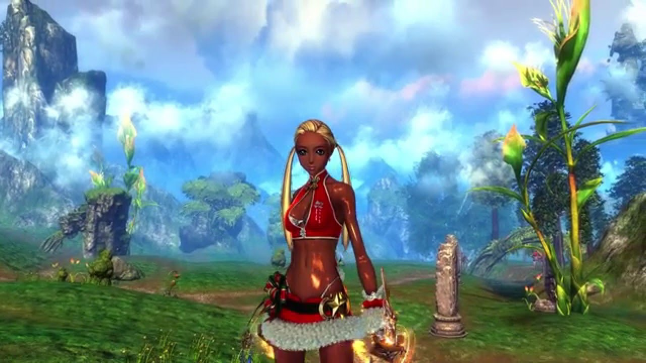 Blade Soul NA Kung Fu Master Solo PvE Lv45 Rotation Build Guide