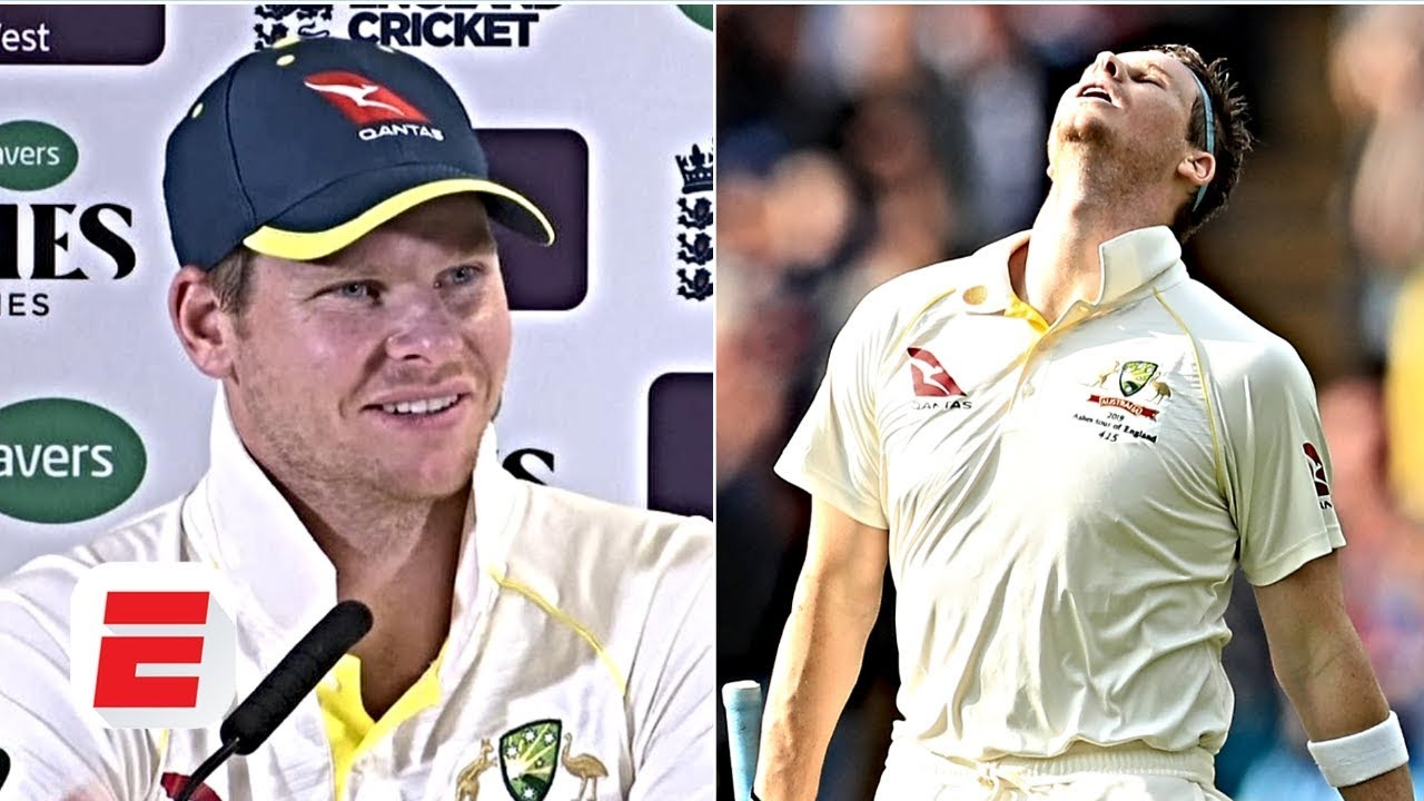 Australia's Steve Smith 'lost for words' after miraculous 144 halts England | 2019 Ashes