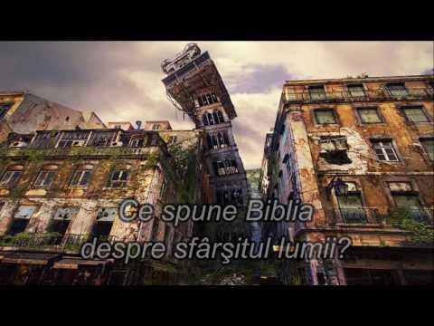 Ce ne spune Biblia Despre Apusul Lumii