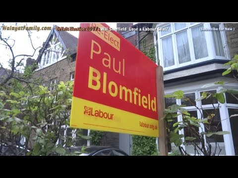 Could Sheffield Labour Lose MP Seats in BrExit General Election 2017?