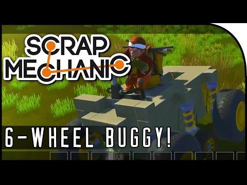 "scrap-mechanic-gameplay---""6-wheel-buggy-/-offroader-&-more-rockets!!""-(part-3)"