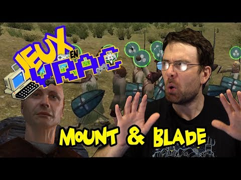 JEU EN VRAC - Mount & Blade