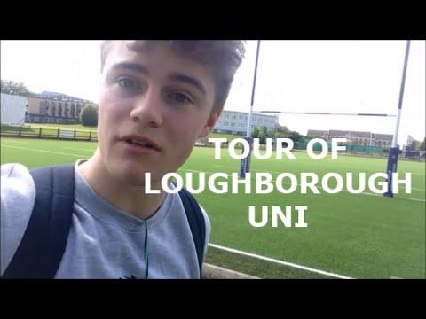 Tour of Loughborough University