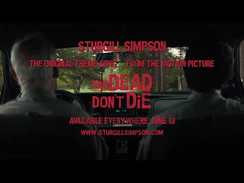 Sturgill Simpson Teases Twangy Theme Song for Jim Jarmusch's 'The Dead Don't Die'