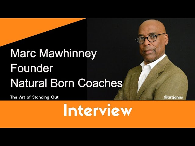 Marc Mawhinney - Natural Born Coaches