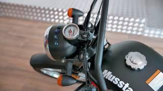Musstang Retro Classic 125cc