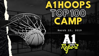 A1 HOOPS TOP 100 Girls Camp
