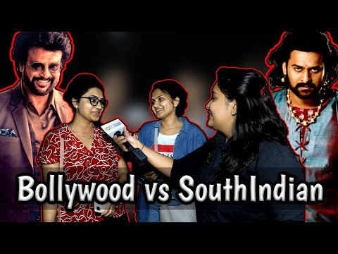 Bollywood Vs South Indian Movies | Which One Do You Prefer? | FUNNY PUBLIC REVIEW