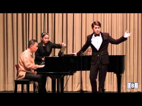 La Danza by G. Rossini - Dresden Roxas Ramos