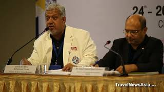 Tourism Malaysia Press Conference at ASEAN Tourism Forum 2018