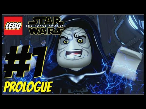 LET'S PLAY LEGO® STAR WARS™: The Force Awakens PART 1