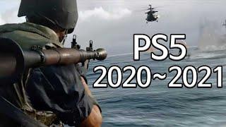 출시예정 차세대 PS5(플스5)게임(2020-2021)…