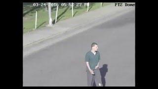 3-24-16 Missing person 14 YO girl found hiding in backyard.