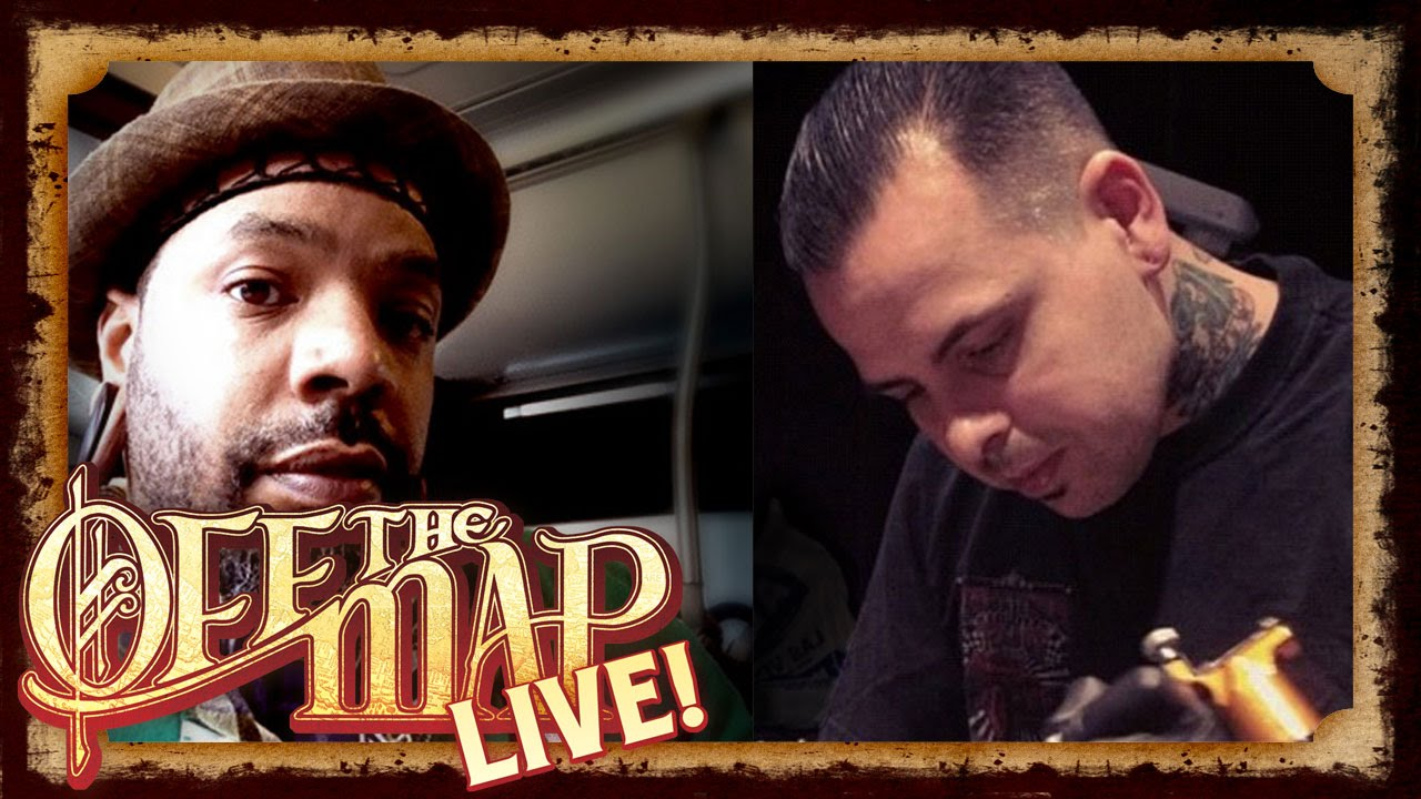 Jime Litwalk - Craig Foster - Joe King on Off the map LIVE! - YouTube