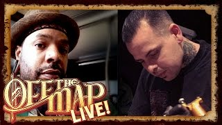 Jime Litwalk - Craig Foster - Joe King on Off the map LIVE!