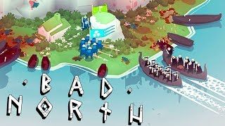 DIVIDE AND CONQUER! - Ep. 1 - Bad North Gameplay - Bad North PC Release