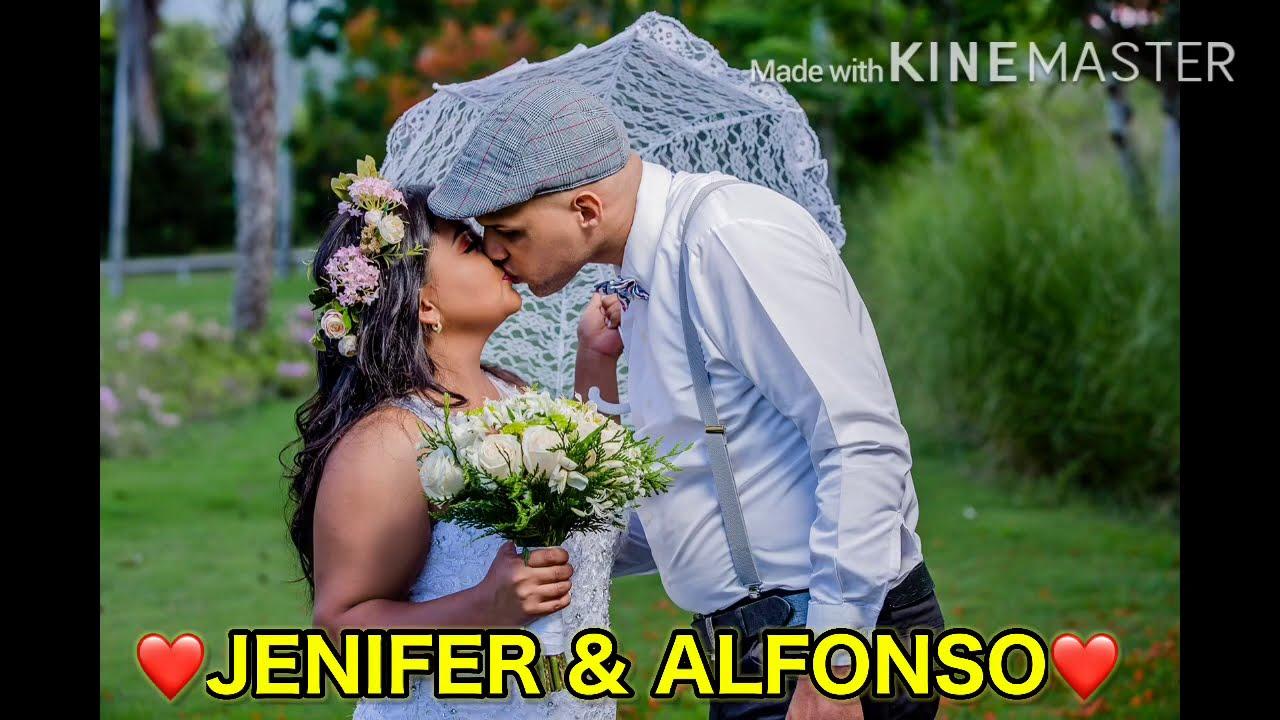 """PRE-BODA❤️ & """"BODA CIVIL"""" ( JENIFER & ALFONSO) 👰🏻🤵😍"""